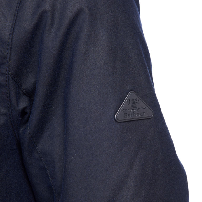 Barbour® Tern Wax Jacket - ROYAL NAVY image number 3