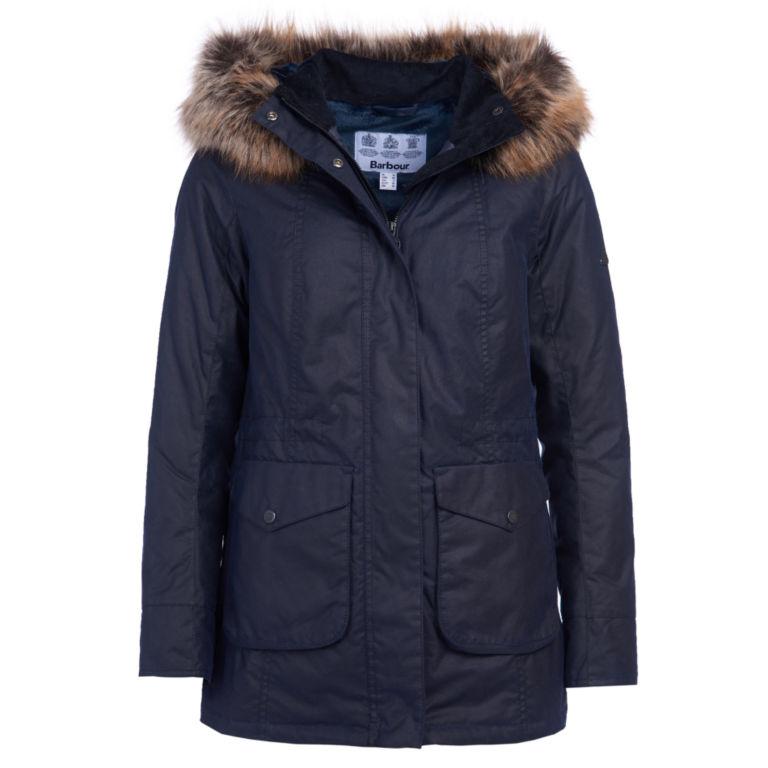 Barbour® Tern Wax Jacket - ROYAL NAVY image number 0