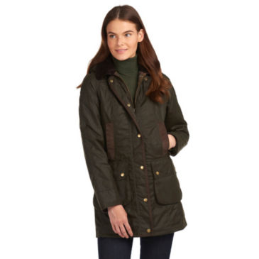 Barbour® Bower Wax Jacket -
