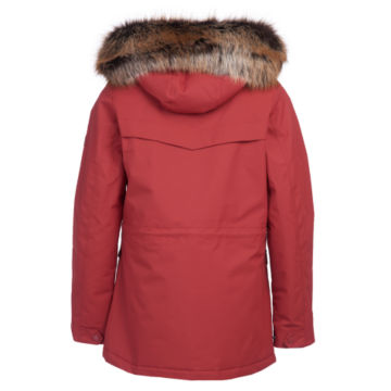 Barbour® Bournemouth Jacket - BURNT RED image number 1