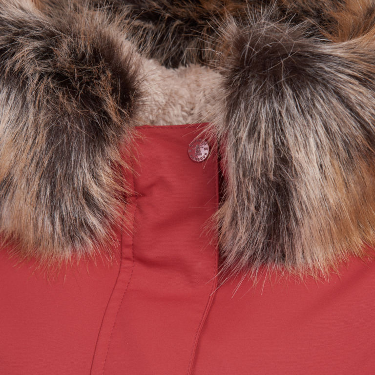 Barbour® Bournemouth Jacket - BURNT RED image number 2