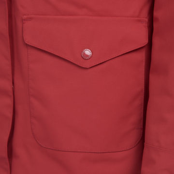 Barbour® Bournemouth Jacket - BURNT RED image number 4