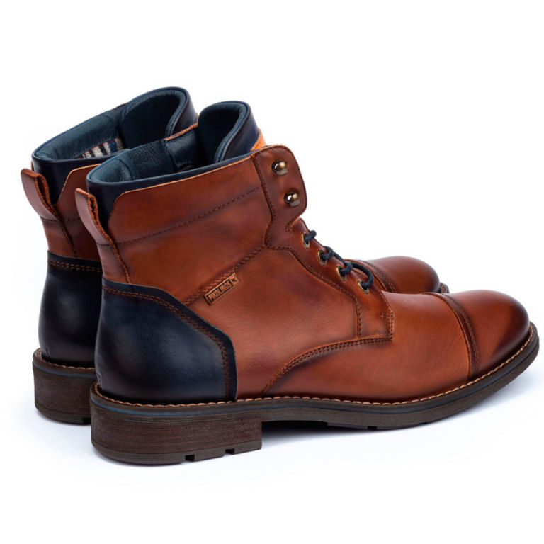 Pikolinos® York Boots - BROWN image number 1