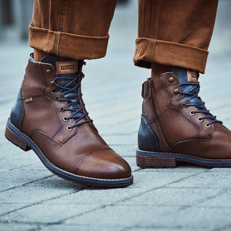 Pikolinos® York Boots - BROWN image number 4