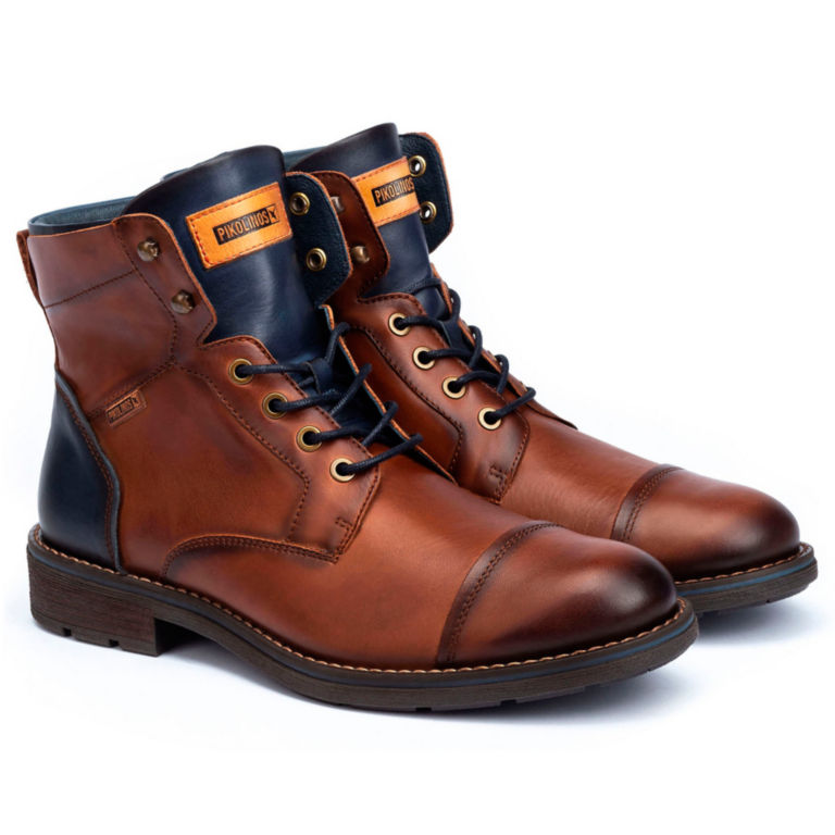 Pikolinos® York Boots - BROWN image number 0