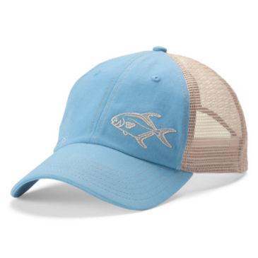 Saltwater Bum Mesh Cap -