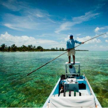 Grand Bahama Island with H2O Bonefishing -