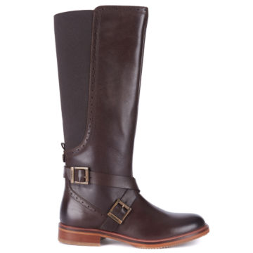 Barbour® Mary Tall Riding Boots - BROWN image number 2