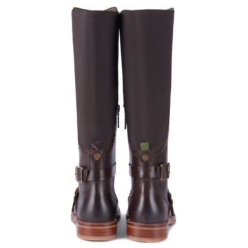 Barbour® Mary Tall Riding Boots - BROWN image number 3