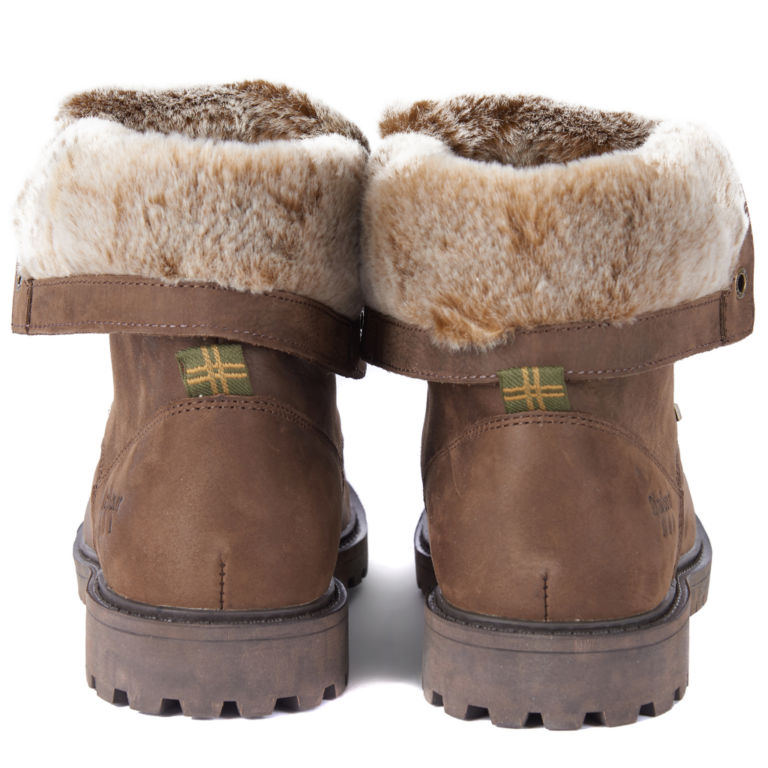 Barbour® Hamsterley Lined Boots - BROWN image number 2