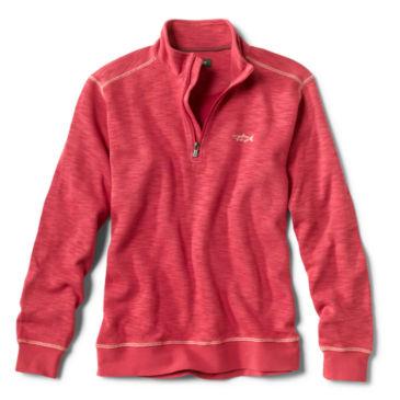 Angler's Quarter-Zip Sweatshirt -