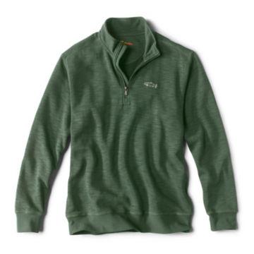 Angler's Quarter-Zip Sweatshirt -  image number 0