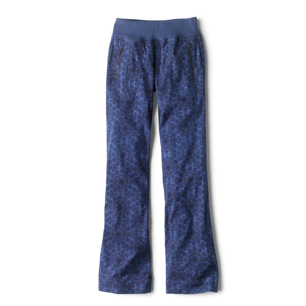 Explorer Pull-On Pants - BLUE PRINTimage number 0