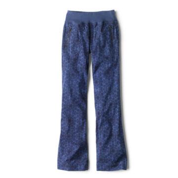 Explorer Pull-On Pants - BLUE PRINT image number 0