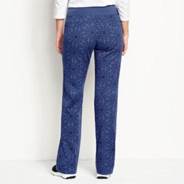 Explorer Pull-On Pants - BLUE PRINT image number 3