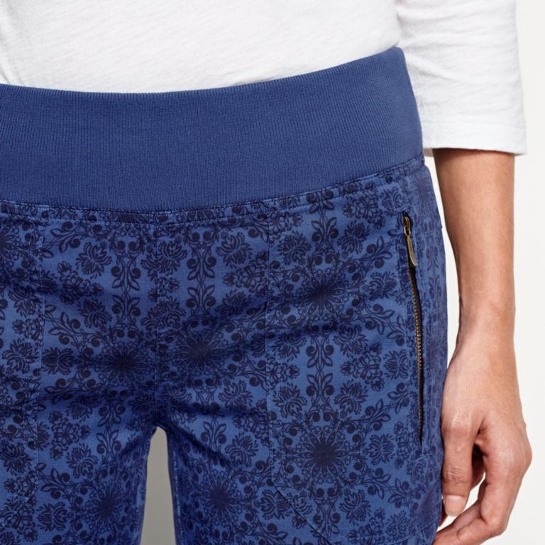 Explorer Pull-On Pants - BLUE PRINT image number 4
