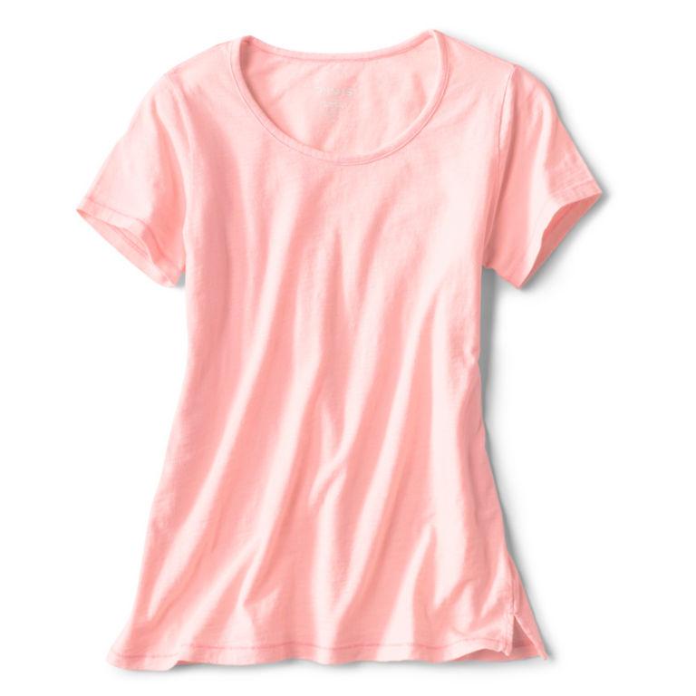 Terra Dye Organic Cotton Scoopneck Short-Sleeved Tee -  image number 4