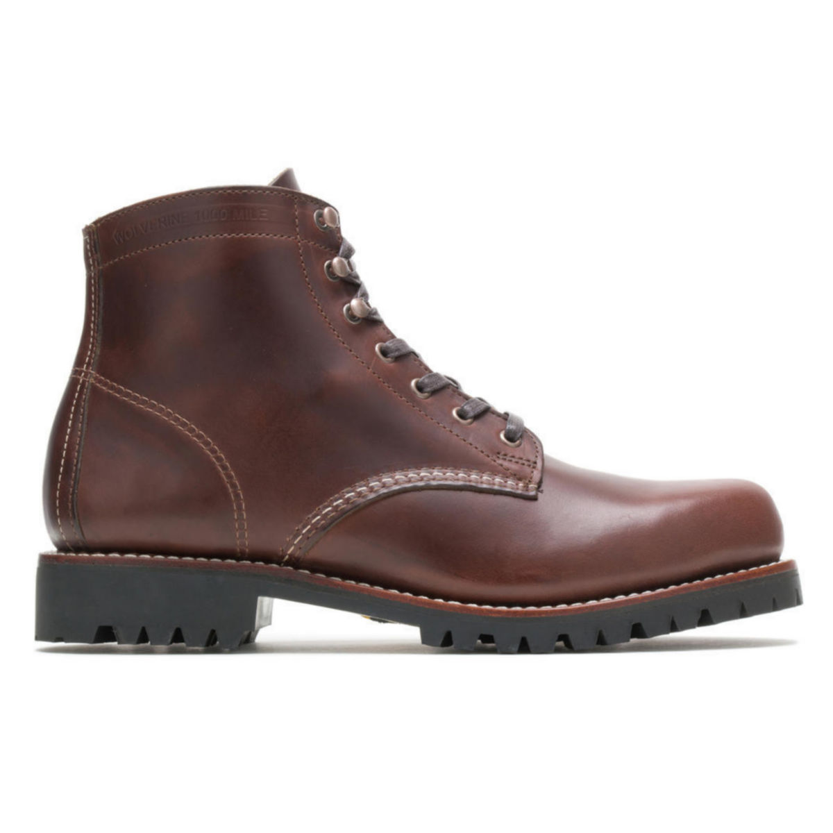 Wolverine®  1000 Mile Axel Boots - BROWNimage number 0