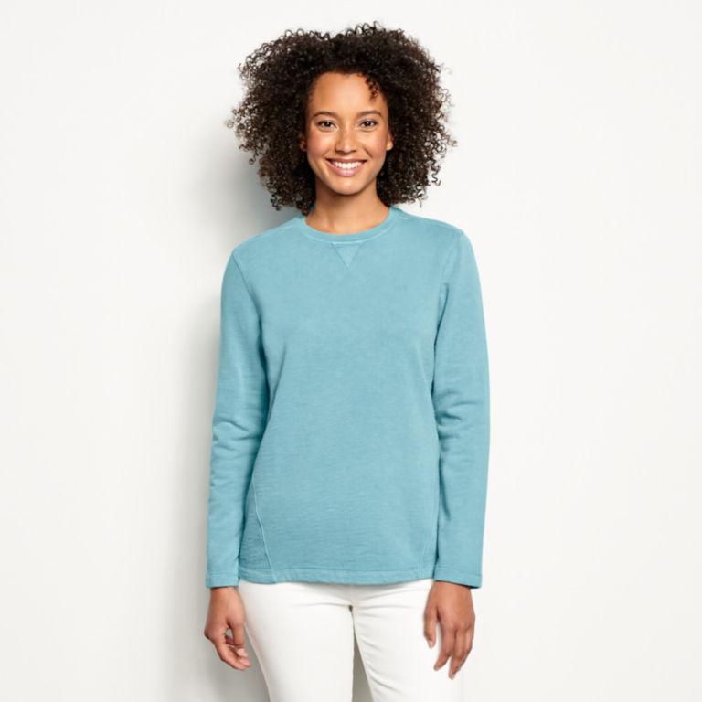 Terra Dye Crewneck Sweatshirt -  image number 0