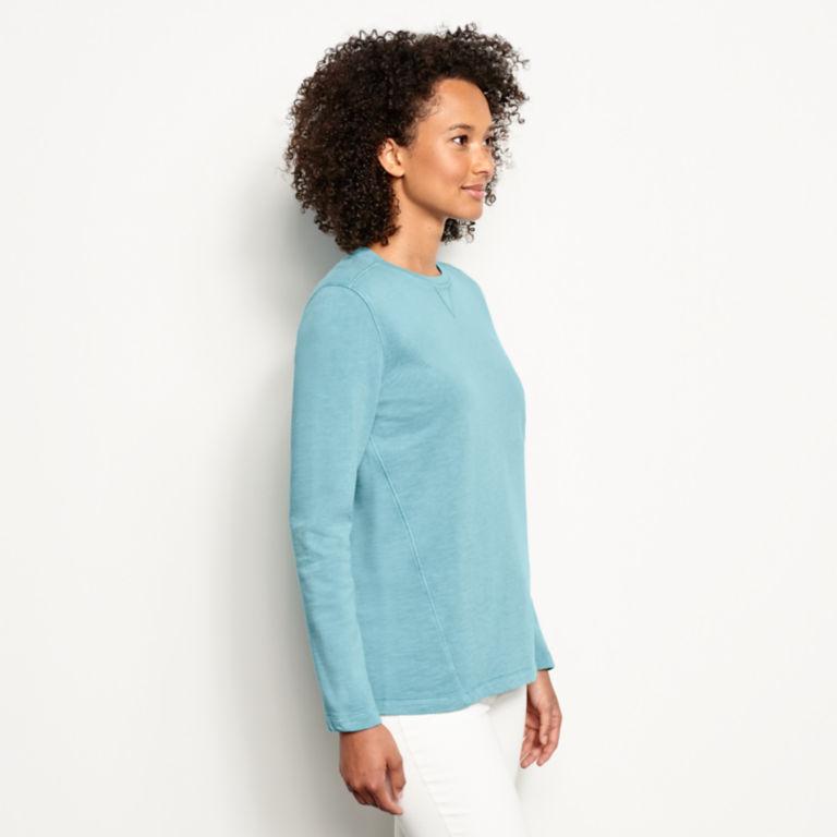 Terra Dye Crewneck Sweatshirt -  image number 1