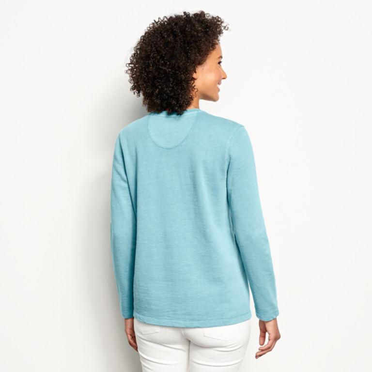 Terra Dye Crewneck Sweatshirt -  image number 2