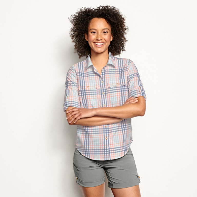 Long-Sleeved Rainy Bridge Shirt -  image number 0