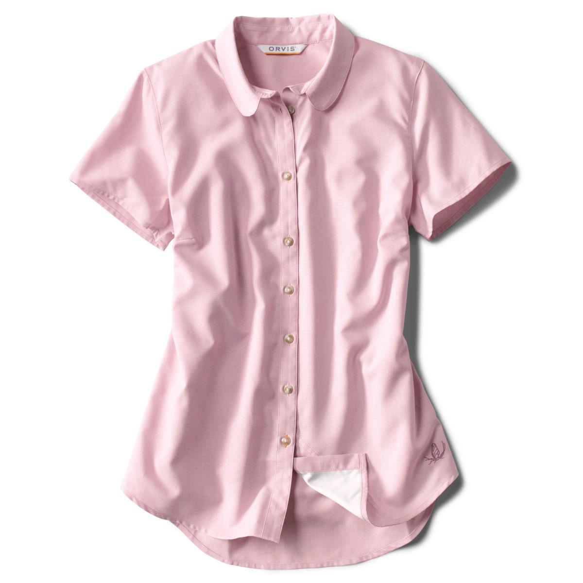 Short-Sleeved Acadia Shirt - LIGHT EGGPLANTimage number 0