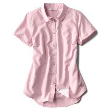 Short-Sleeved Acadia Shirt - LIGHT EGGPLANT image number 0