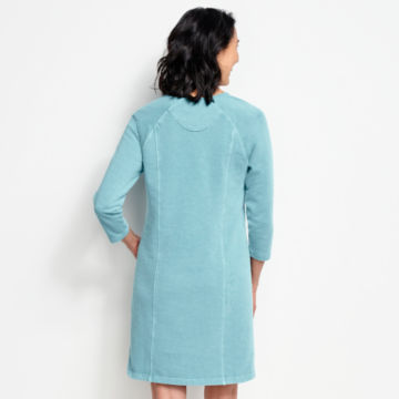 Terra Dye Sweatshirt Dress -  image number 3