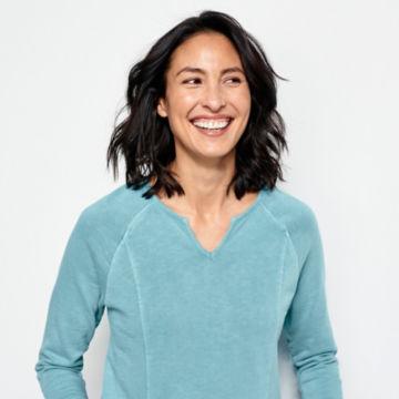 Terra Dye Sweatshirt Dress -  image number 4