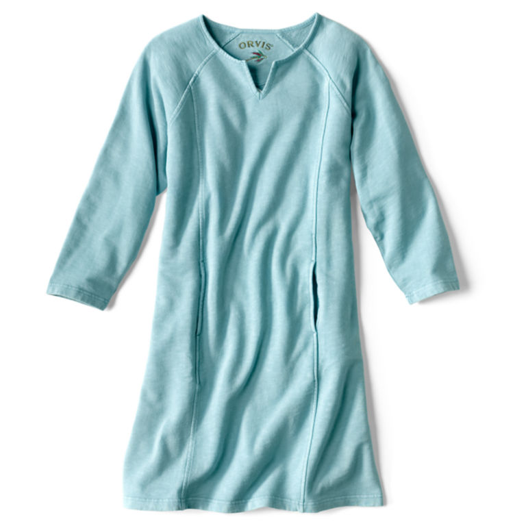 Terra Dye Sweatshirt Dress -  image number 5