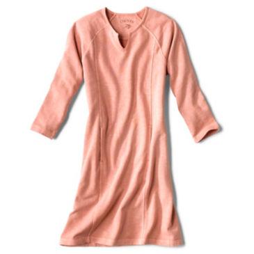 Terra Dye Sweatshirt Dress -