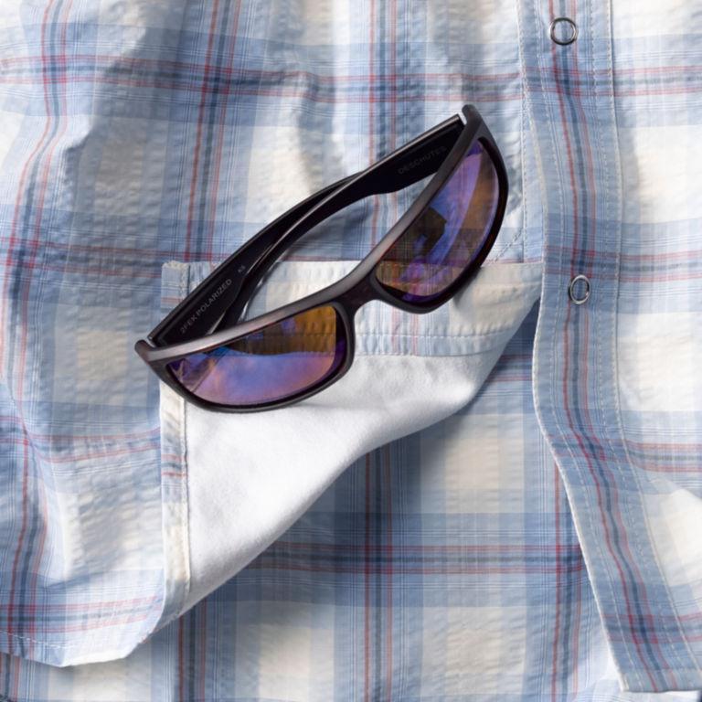Gunnison Seersucker Long-Sleeved Shirt -  image number 1