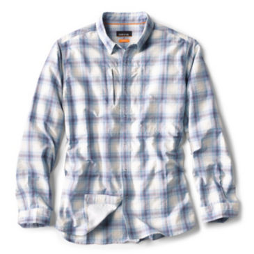 Gunnison Seersucker Long-Sleeved Shirt -