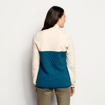 Outdoor Quilted Snap Sweatshirt -  image number 2