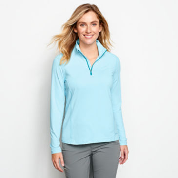 Women's Sun Defense Quarter-Zip -