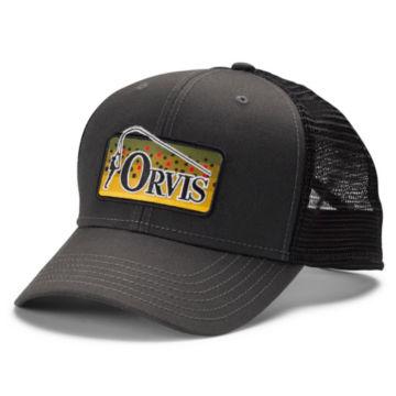 Bent Rod Badge Hat -  image number 0