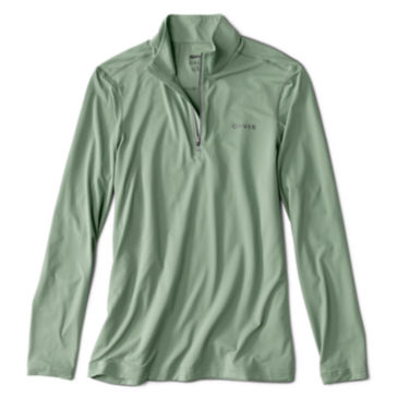 Sun Defense Quarter-Zip -