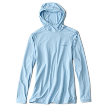 Sun Defense Long-Sleeved Hoodie -  image number 0
