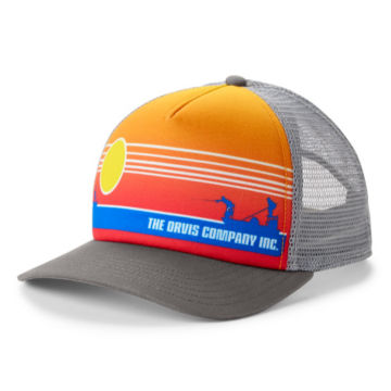 Saltwater Sunset Foam Dome Hat -  image number 0