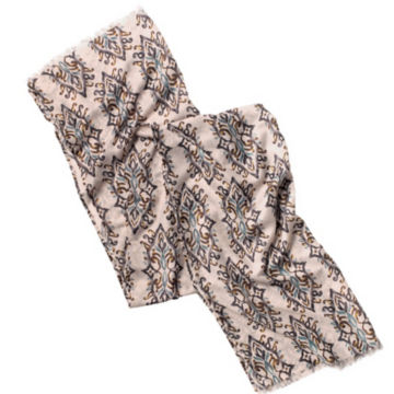 Orvis Signature Printed Scarf -  image number 1