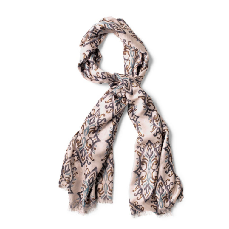 Orvis Signature Printed Scarf -  image number 0