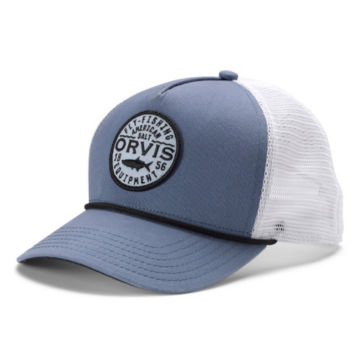 American Salt Trucker Hat - BLUE image number 0