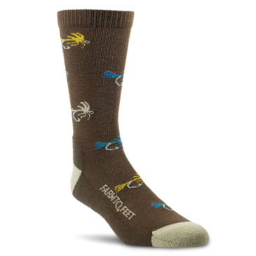 Farm To Feet® Flies Socks -