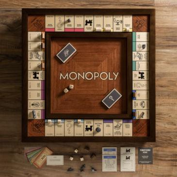 Heirloom Monopoly®  Set -