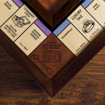 Heirloom Monopoly®  Set -  image number 4