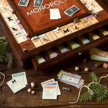 Heirloom Monopoly®  Set -  image number 1