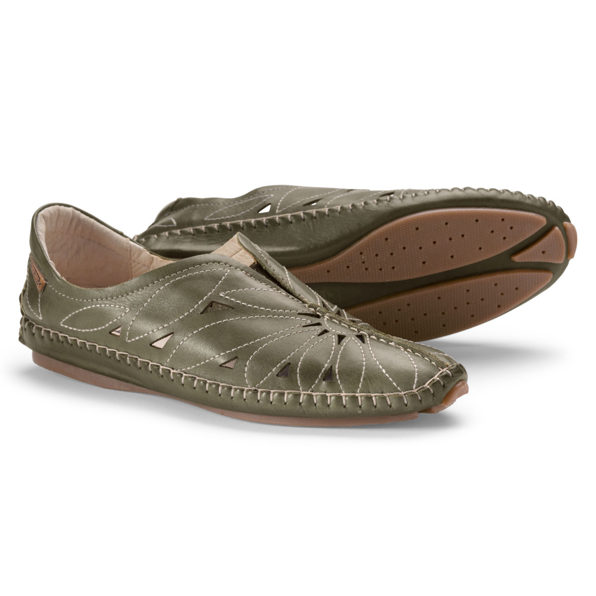Pikolinos® Jerez Perforated Loafers - PICKLEimage number 0