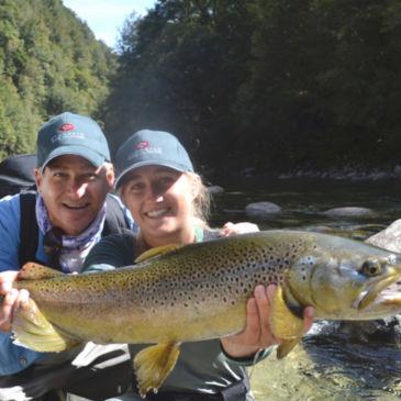 Orvis Week at Stonefly Lodge -