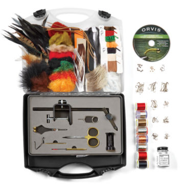 Orvis Premium Fly-Tying Kit -  image number 0